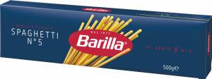 Testenine Barilla, špageti, št.5, 500g