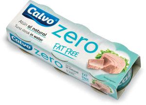 Tuna Calvo,  Zero v lastnem soku, 3 x 65 g