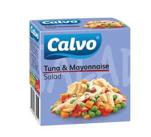 Solata Calvo, tuna, mayonnaise, 150g