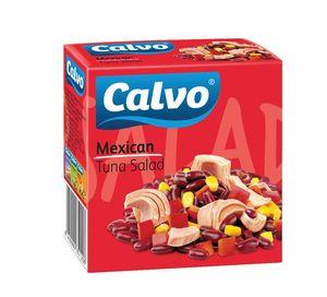 Solata Calvo, tuna, Mexicana, 150g