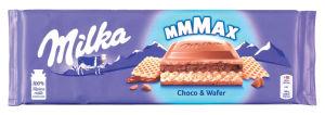 Čokolada mlečna Milka, Choco swing, 300g
