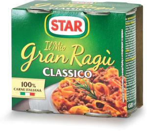 Ragu Star mesni, Classico, 2 x 180 g
