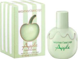 Toal.voda Woman secret Sweet temptation apple 40ml