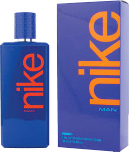 Toal.voda Nike, moška, Indigo, 100ml