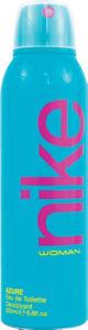 Dezodorant Nike, ženski, Azure, 200ml