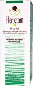 Sirup Herbetom Pulm, 250ml