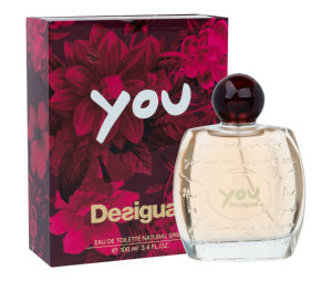 Toal.voda Desigual, žen., You, 100ml