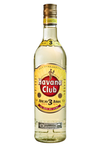 Rum Havana club 3YO, alk.40 vol%, 0,7l