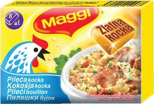 Kocka Maggi, kokošja, 80g