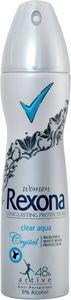 Dezodorant spray Rexona, Clear aqua,150ml