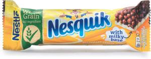 Ploščica Nesquick, žitna, 25 g