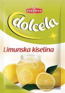 Citronska kislina 100g