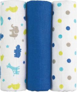 Plenice tetra, Blue giraffe, 70x70cm, 3/1