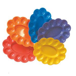 Krožnik okrogli ali ovalni za 12 jajc
