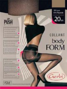 Nogavice, hlačne, Body form, 20 DEN, vel.2-4