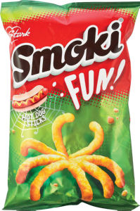 Flips Smoki, Fun hot dog, 90g