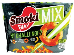 Flips Smoki, Fun hod dog&kikiriki, mix, 150 g