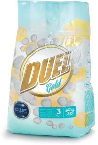 Detergent Duel Gold, fresh&clean, 3kg