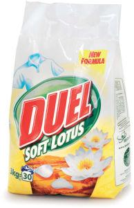 Detergent Duel, soft, lotus, 3kg