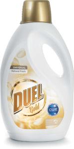 Detergent Duel , tek., Uni natural fresh, 2,6l