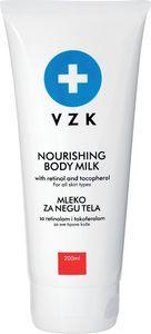 Mleko VZK, negovalno, 200ml