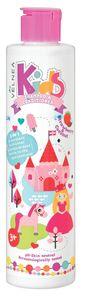 Šampon&regen.Velnea Kids, otr., 2v1, strawberry&coconut, 250ml