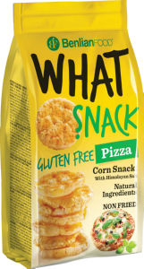 Prigrizek What Snack, več vrst