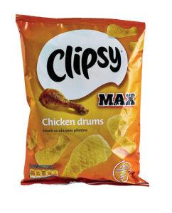 Flips Max, piščanec, 33 g