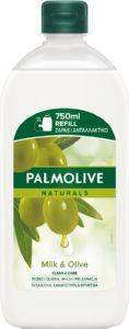 Milo Palmolive, tek.,  naturals, 750ml