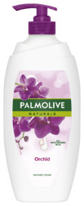 Gel za prhanje Palmolive, Black orchid, 750ml
