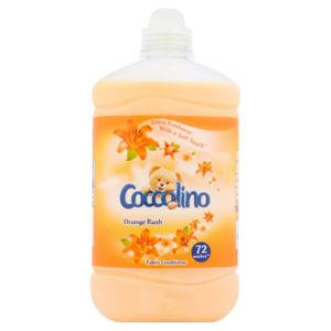 Mehčalec Coccolino, Orange Rush, 1,8 l