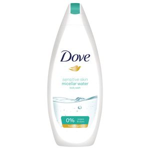 Tuš gel Dove, Sensitive skin, micellar water, 250ml