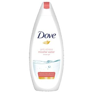 Tuš gel Dove, Antistress, micellar water, 250ml