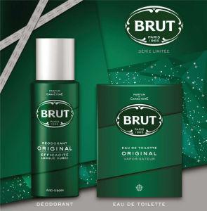 Darilni set Brut, toal.voda+deo.