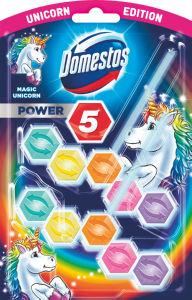 Osvežilec Domestos, wc obešanka Unicorn, 2/1