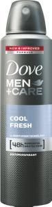 Dezodorant spray Dove, Cool fresh,moški,150ml