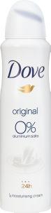 Deo.sprej Dove, Original, 0% alu free, 150ml