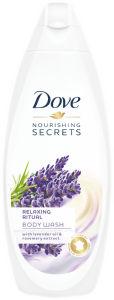 Tuš gel Dove, Lavender oil, 250ml