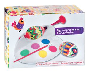 Stojalo za barvana jajca