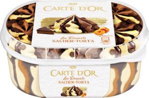Sladoled Carte D'or, Sacher, 900ml