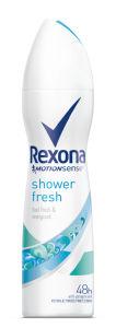 Dezodorant sprey Rexona, s.clean, 150ml