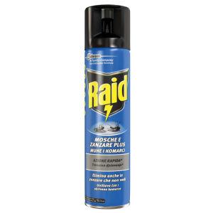 Insekticid Raid, proti komarjem, 400ml