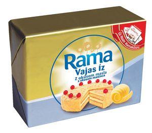 Margarina Rama za peko, okus masla, 250g