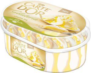 Sladoled Carte Dor, limonina pita, 900ml