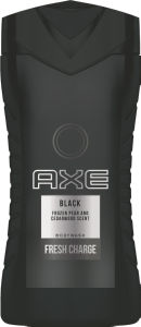 Tuš gel Axe, black, 250ml