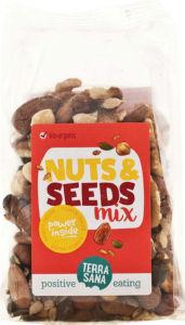 Mešanica Bio Terrasana, oreščki in semena, 175 g