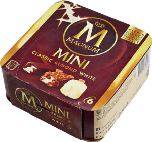Sladoled multipak, Magnum mix, 6x55ml