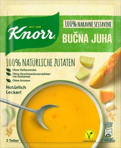 Juha Knorr bučna, 100%nar.sestavine, 64g