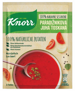 Juha Knorr paradižnikova, Toskana, 58g