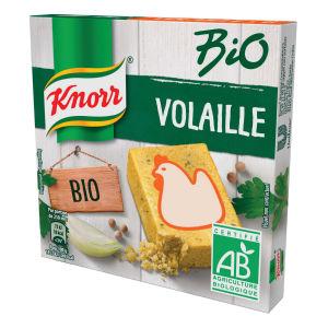 Kocka Knorr Bio, kokošja, 60g